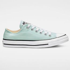 Converse All Star Women's Shoes 6 Teal NWOT
